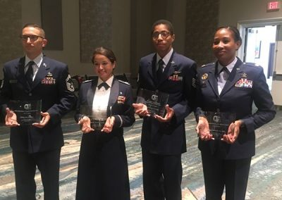winners 2019 of military awards