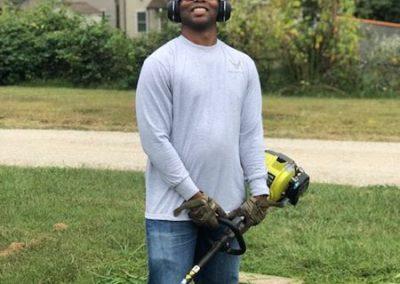 Greenwood Volunteer