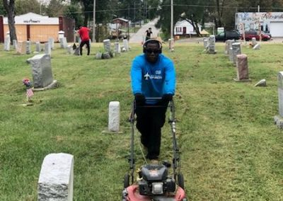 HJW Chapter Greenwood Volunteer