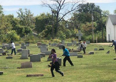 Greenwood Volunteers