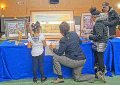 Sharing Tuskegee Airmen Legacy
